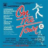 Leonard Bernstein Lonely Town (from On the Town) Sheet Music and PDF music score - SKU 91286