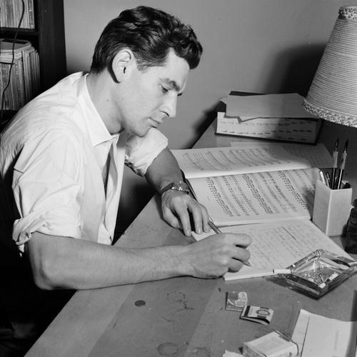Leonard Bernstein, Take Care Of This House, Piano