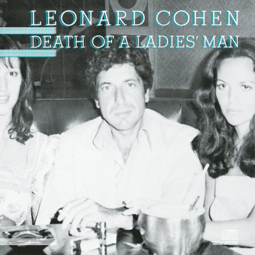 Leonard Cohen, Death Of A Ladies' Man, Piano, Vocal & Guitar