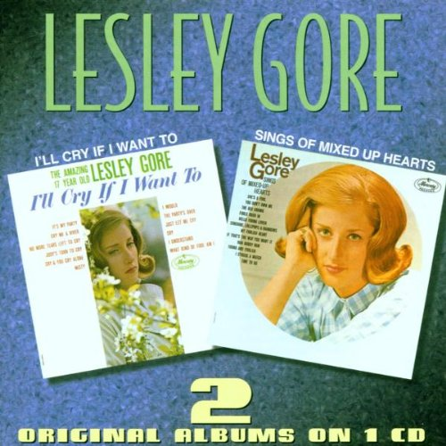 Lesley Gore, It's My Party, Piano, Vocal & Guitar (Right-Hand Melody)