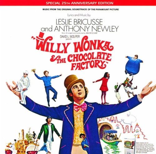 Leslie Bricusse, Oompa Loompa (from Charlie And The Chocolate Factory), Flute