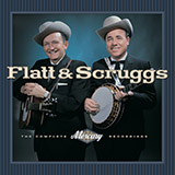 Lester Flatt & Earl Scruggs Down The Road (arr. Fred Sokolow) Sheet Music and PDF music score - SKU 437072