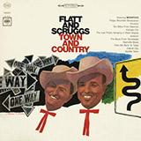 Lester Flatt & Earl Scruggs Foggy Mountain Breakdown (arr. Fred Sokolow) Sheet Music and PDF music score - SKU 436854