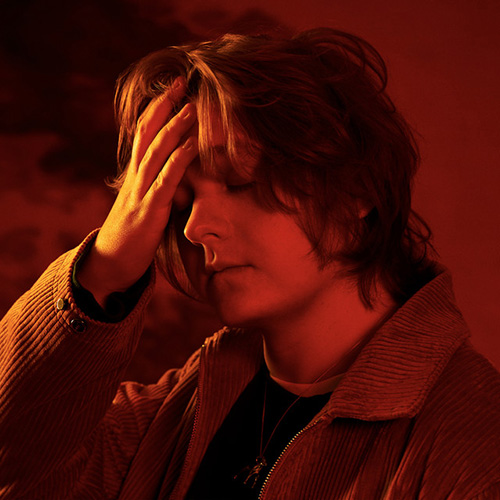 Lewis Capaldi, Leaving My Love Behind, Piano, Vocal & Guitar (Right-Hand Melody)