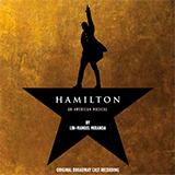 Lin-Manuel Miranda Burn (from Hamilton) Sheet Music and PDF music score - SKU 417195