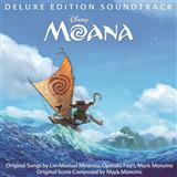 Lin-Manuel Miranda How Far I'll Go (from Moana) Sheet Music and PDF music score - SKU 416960