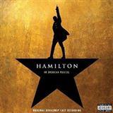 Lin-Manuel Miranda What'd I Miss (from Hamilton) Sheet Music and PDF music score - SKU 424363