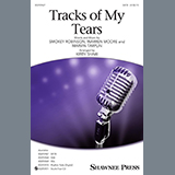Linda Ronstadt Tracks Of My Tears (arr. Kirby Shaw) Sheet Music and PDF music score - SKU 434710
