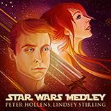 Lindsey Stirling Star Wars Medley Sheet Music and PDF music score - SKU 476997