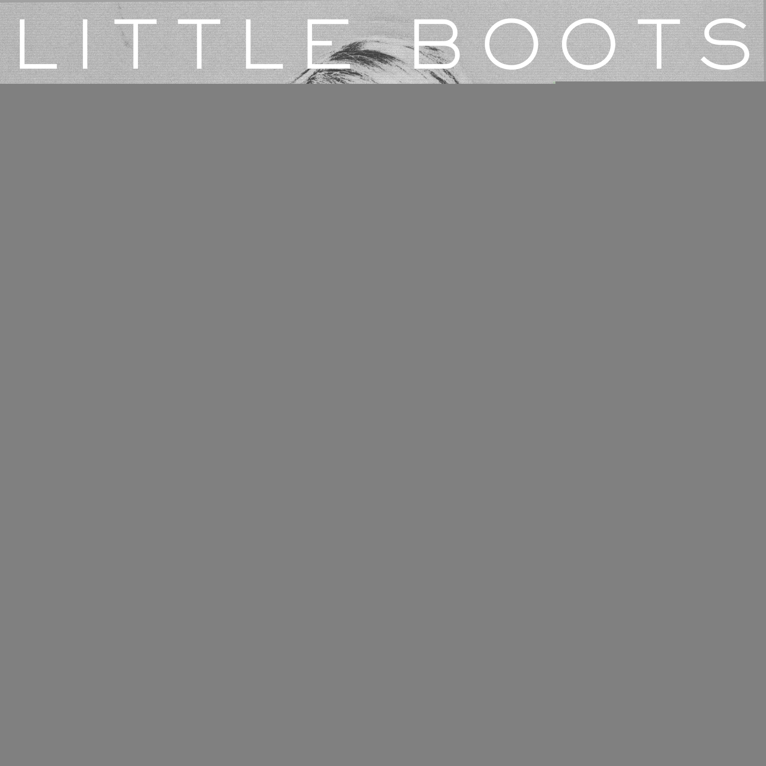 Little Boots, Headphones, Piano, Vocal & Guitar (Right-Hand Melody)
