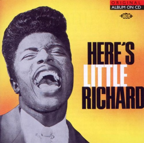 Little Richard, Rip It Up, Piano, Vocal & Guitar (Right-Hand Melody)