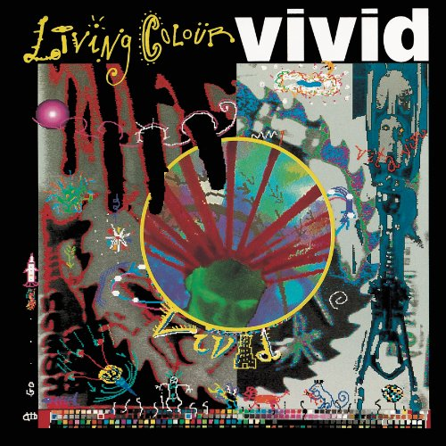 Living Colour, Cult Of Personality, Piano, Vocal & Guitar (Right-Hand Melody)