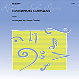 Lloyd Conley Christmas Cameos - Bb Trumpet Sheet Music and PDF music score - SKU 373480