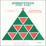 Lloyd Conley Christmas for Two Sheet Music and PDF music score - SKU 125045