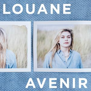 Louane, Avenir, Piano, Vocal & Guitar (Right-Hand Melody)