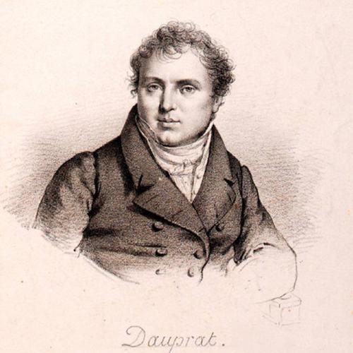 Louis-Francois Dauprat, Adagio, Easy Piano