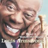 Louis Armstrong (What Did I Do To Be So) Black And Blue Sheet Music and PDF music score - SKU 198840