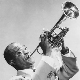 Louis Armstrong, Gully Low Blues, Piano, Vocal & Guitar