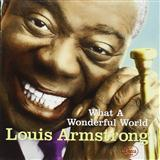 Louis Armstrong What A Wonderful World Sheet Music and PDF music score - SKU 154779