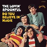 Lovin' Spoonful Do You Believe In Magic Sheet Music and PDF music score - SKU 96475