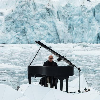 Ludovico Einaudi, Elegy For The Arctic (extended version), Piano