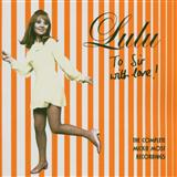 Lulu To Sir, With Love Sheet Music and PDF music score - SKU 76662