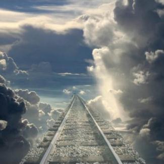 M.E. Abbey Life's Railway To Heaven profile image