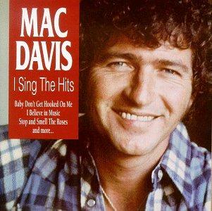 Mac Davis, I Believe In Music, Piano, Vocal & Guitar (Right-Hand Melody)