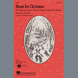 Mac Huff Home for Christmas (Medley) - Synthesizer Sheet Music and PDF music score - SKU 268337