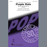 Mac Huff Purple Rain - Synthesizer Sheet Music and PDF music score - SKU 374685