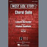Mac Huff West Side Story - Guitar Sheet Music and PDF music score - SKU 328166