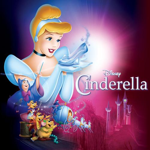 Mack David, So This Is Love (The Cinderella Waltz), Piano (Big Notes)