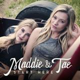 Maddie And Tae Fly (arr. Ed Lojeski) Sheet Music and PDF music score - SKU 170699