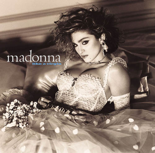 Madonna, Like A Virgin, Piano, Vocal & Guitar (Right-Hand Melody)
