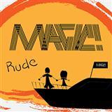 Magic! Rude Sheet Music and PDF music score - SKU 161076
