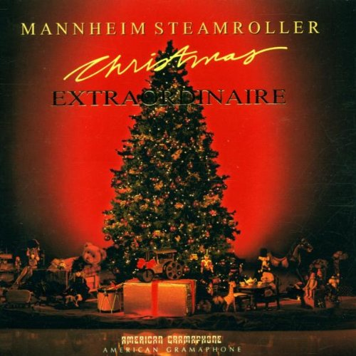 Mannheim Steamroller, Santa Claus Is Comin' To Town, Piano