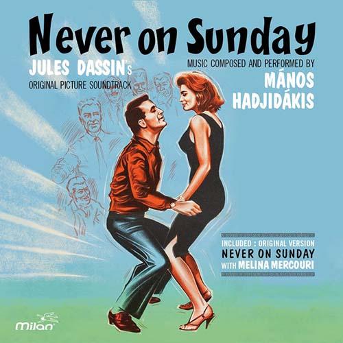 Manos Hadjidakis Never On Sunday profile image
