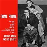 Marino Marini Quartet More Than Ever (Come Prima) Sheet Music and PDF music score - SKU 43182