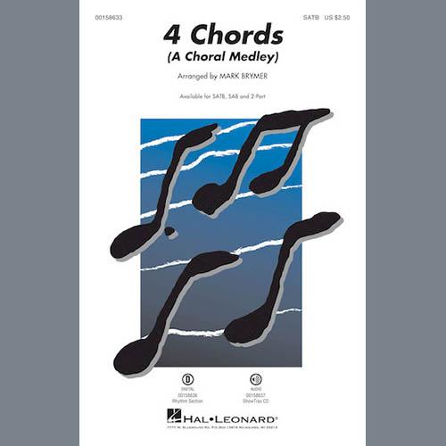 Mark Brymer, 4 Chords (A Choral Medley), SAB