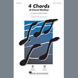 Mark Brymer 4 Chords (A Choral Medley) Sheet Music and PDF music score - SKU 175523