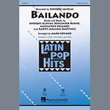 Mark Brymer Bailando - Bass Sheet Music and PDF music score - SKU 342577
