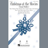 Mark Brymer Christmas At The Movies (Choral Medley) Sheet Music and PDF music score - SKU 172565