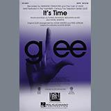 Glee Cast It's Time (arr. Mark Brymer) Sheet Music and PDF music score - SKU 97369