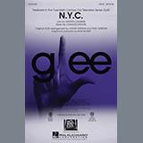Glee Cast N.Y.C. (arr. Mark Brymer) Sheet Music and PDF music score - SKU 159304
