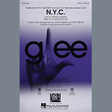 Glee Cast N.Y.C. (arr. Mark Brymer) Sheet Music and PDF music score - SKU 159304