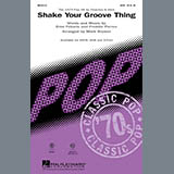Mark Brymer Shake Your Groove Thing - Synthesizer Sheet Music and PDF music score - SKU 272618