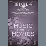 Mark Brymer The Lion King (2019) (Choral Highlights) Sheet Music and PDF music score - SKU 432660