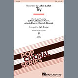 Colbie Caillat Try (arr. Mark Brymer) Sheet Music and PDF music score - SKU 159934