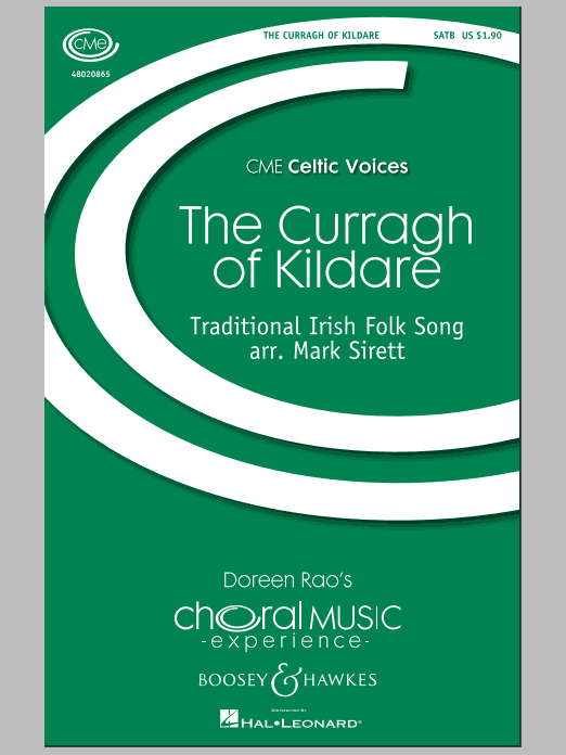 Download Irish Folksong The Curragh Of Kildare (arr. Mark Sirett) sheet music and printable PDF score & World music notes