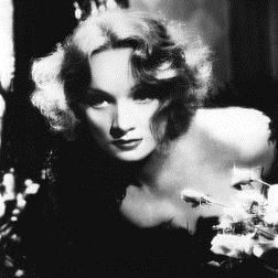 Marlene Dietrich Falling In Love Again (Can't Help It) Sheet Music and PDF music score - SKU 118782